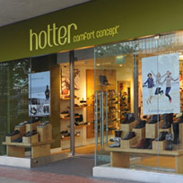 Hotter Shoes Solihull