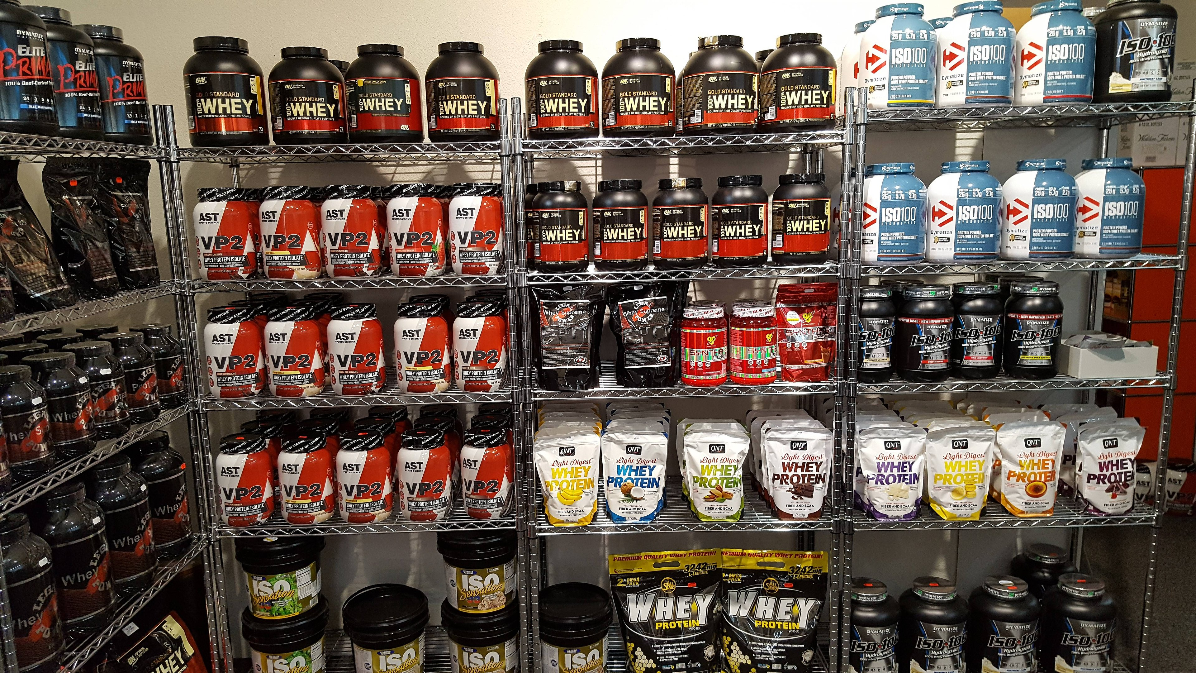 Body World Fitness-Shop