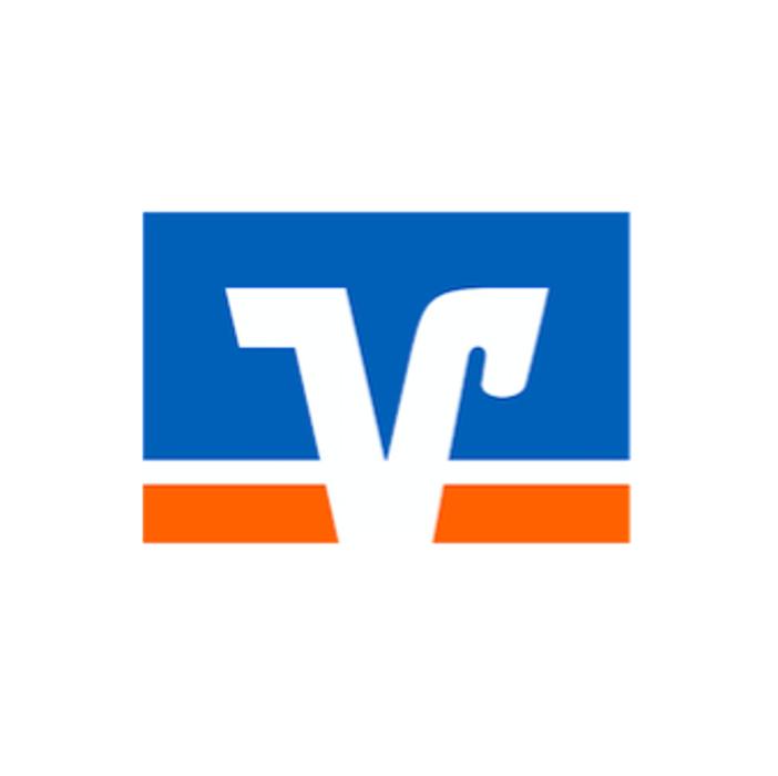 Logo von Volksbank Mittelhessen eG - SB-Filiale Marburg (Kaufhaus Ahrens)