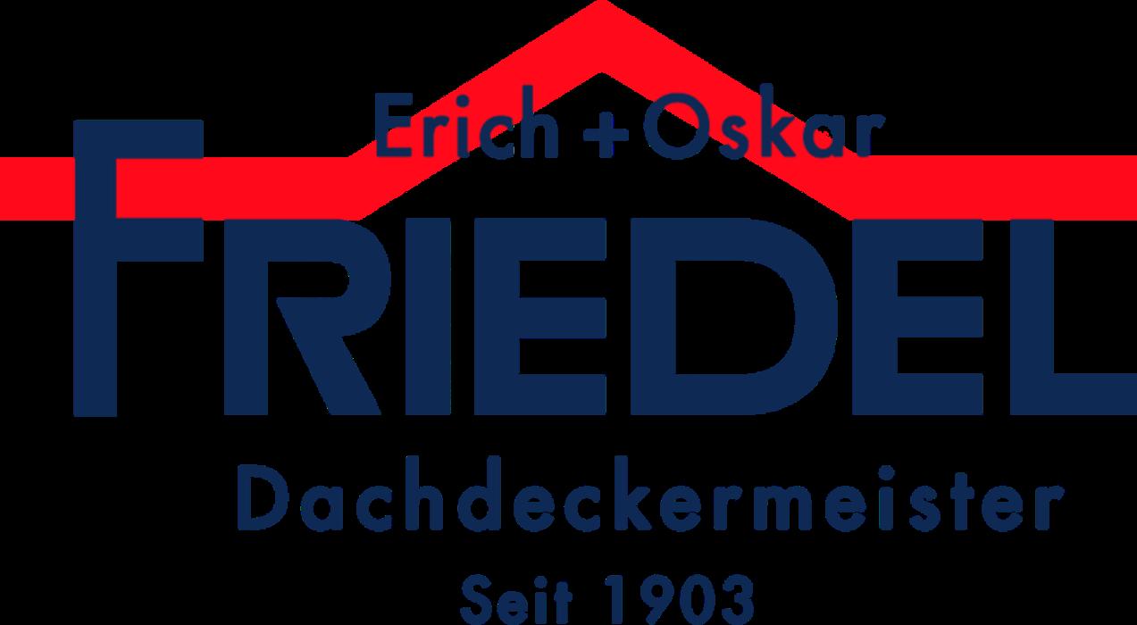 Bild zu Erich + Oskar Friedel Dachdeckermeister GmbH & Co. in Berlin