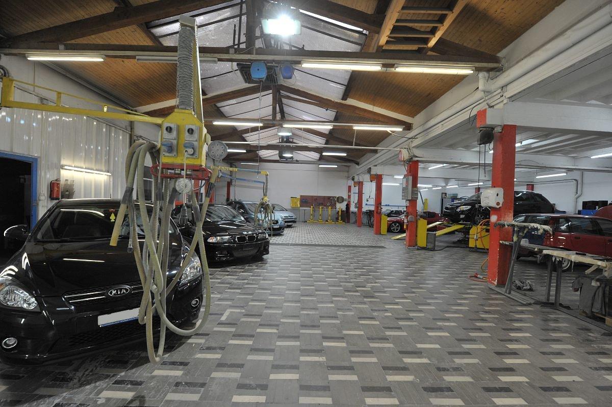 Garage Carrosserie du Bosquet Sàrl