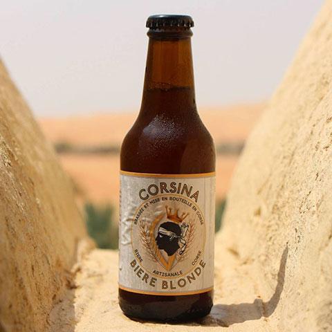 CORSINA - Bière Artisanale Corse