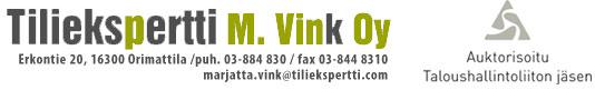 Tiliekspertti M. Vink Oy