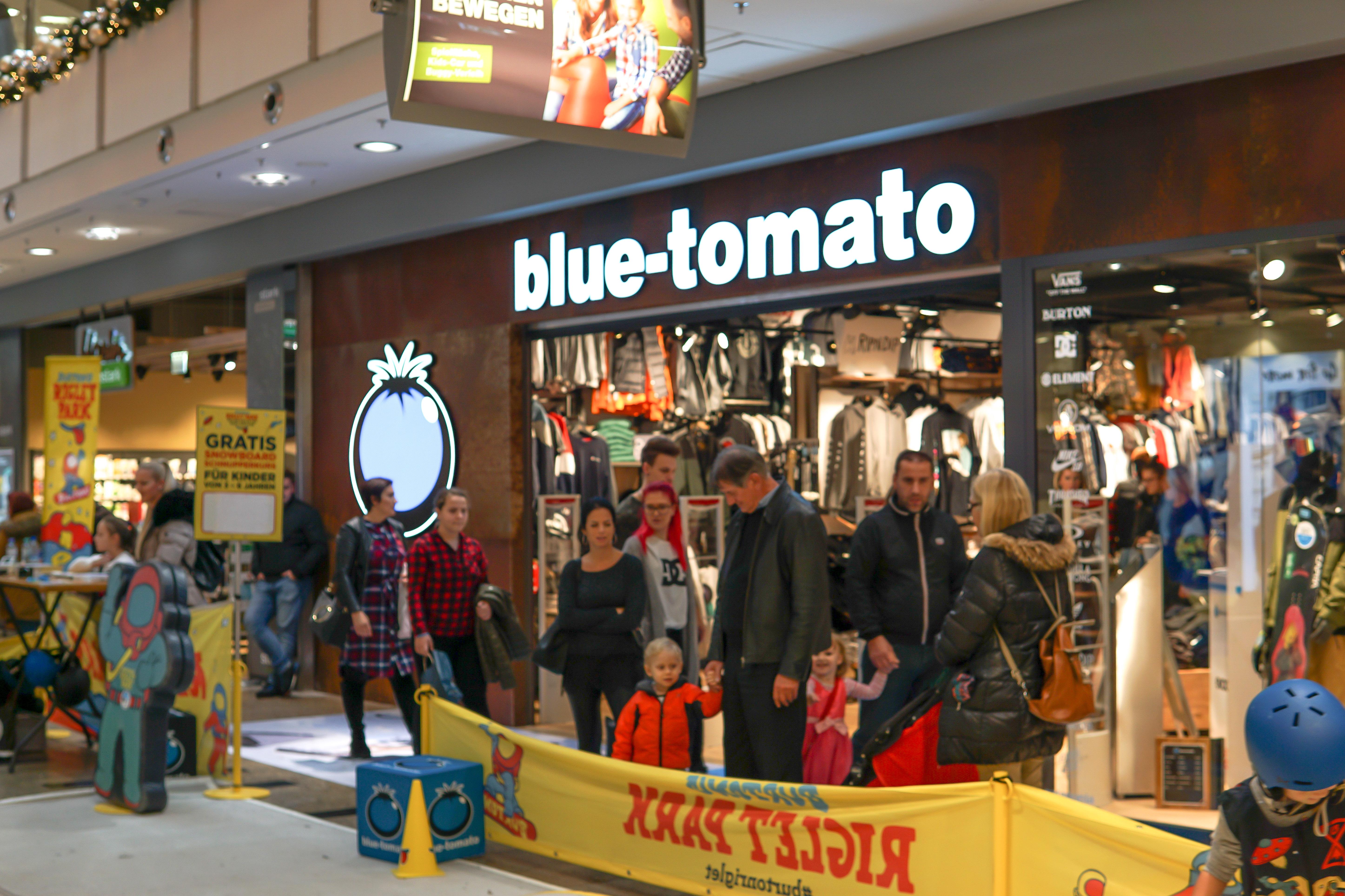 Blue Tomato Shop Klagenfurt