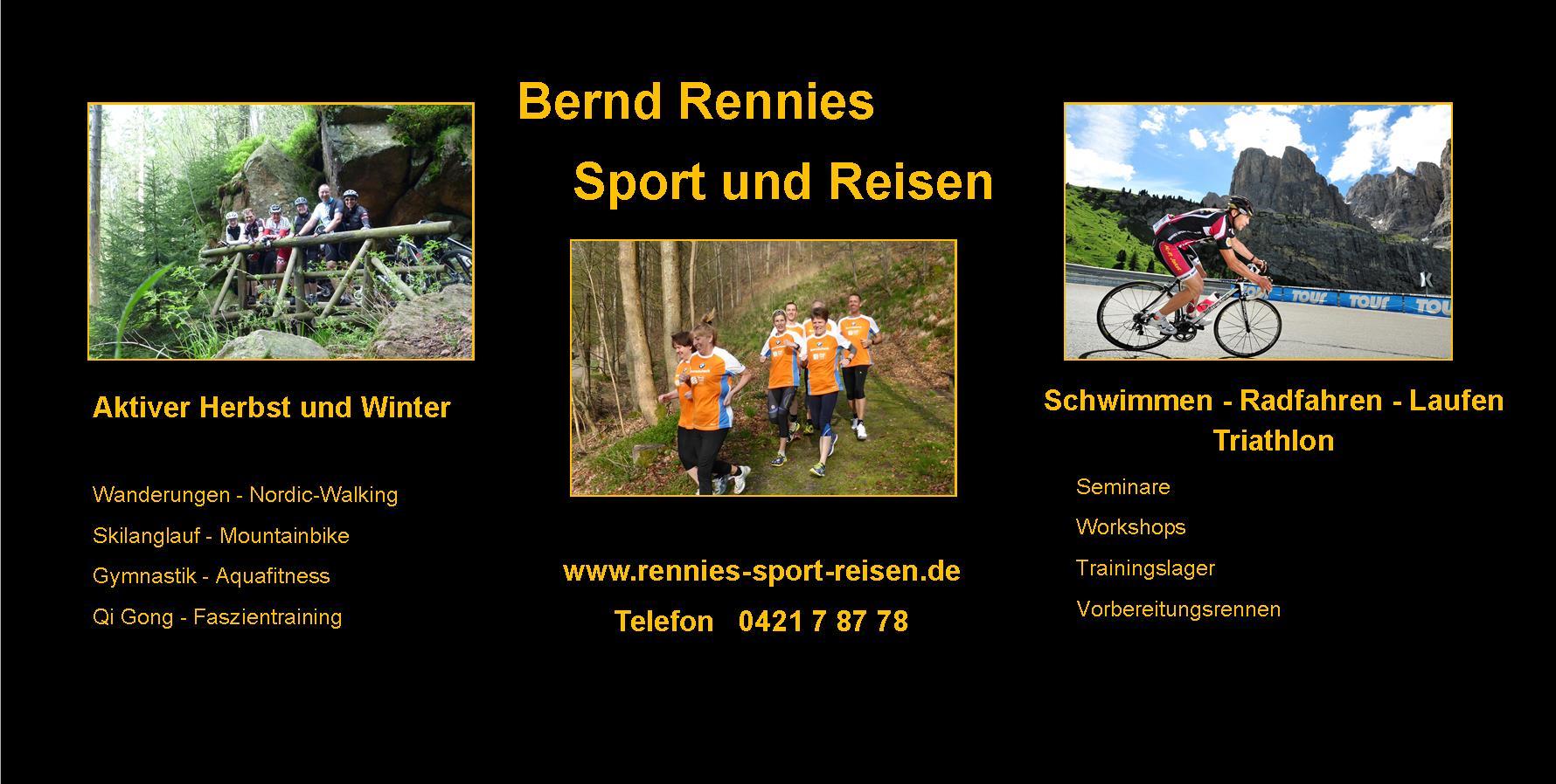 Bernd Rennies Sport und Reisen