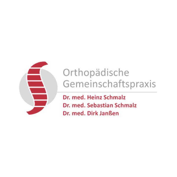 Bild zu Orthopädische Gemeinschaftspraxis - Dr. med. Heinz Schmalz, Dr. med. Sebastian Schmalz, Dr. med. Dirk Janßen in Dortmund