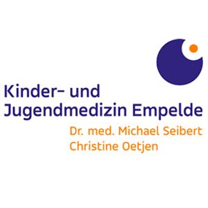 Dr. med. Michael Seibert und Christine Oetjen, Fachärzte für Kinder -und Jugendmedizin