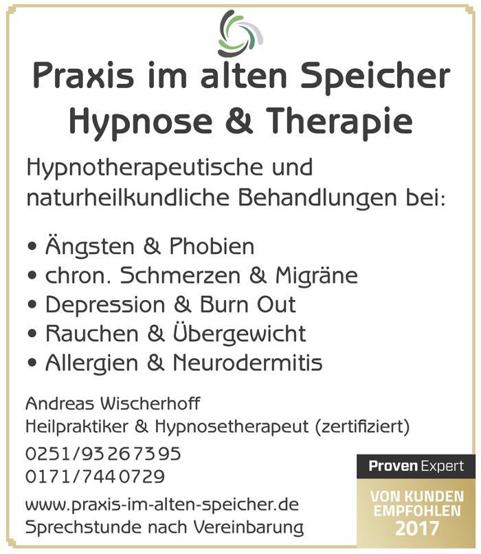 Bild zu Hypnose & Therapie - Praxis im alten Speicher in Münster