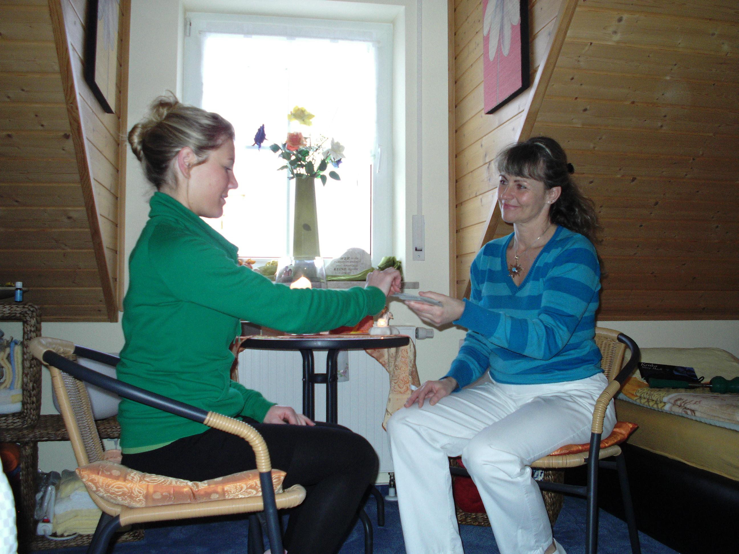 Yvonne Tränkner Heilpraktikerin