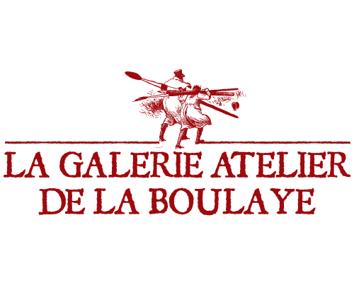Atelier d'Art Galerie maroquinerie et article de voyage (détail)