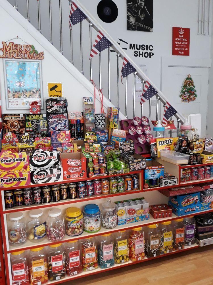 Sweet Shop Aniseed Rock - Worksop, Nottinghamshire S80 1EJ - 01909 809372 | ShowMeLocal.com