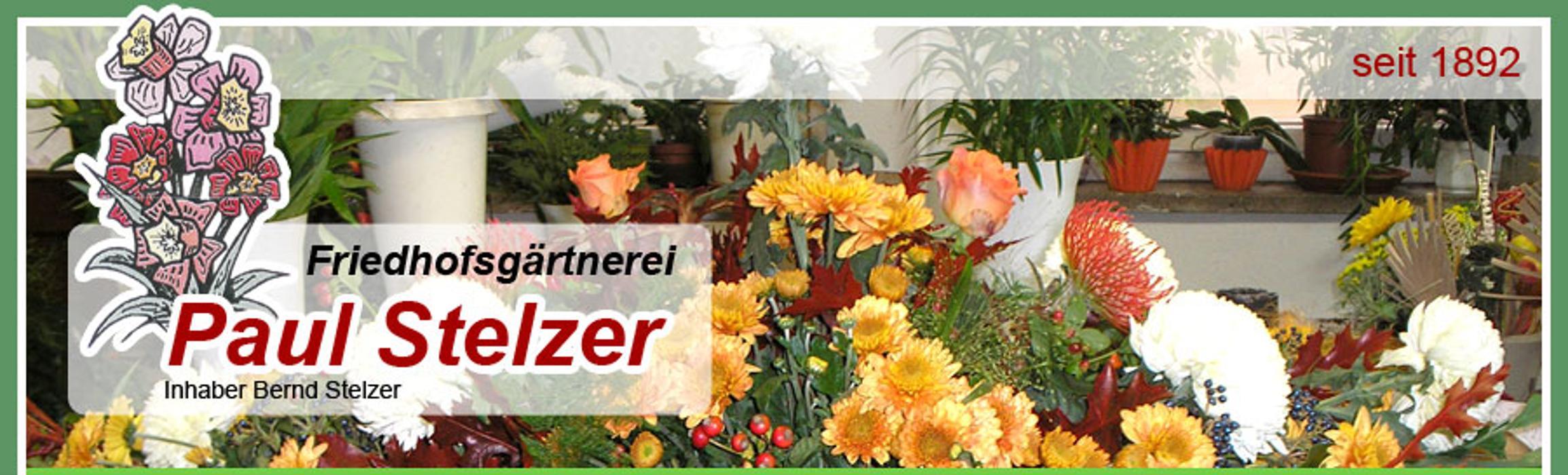 Bild zu Gärtnerei Bernd Stelzer in Mannheim