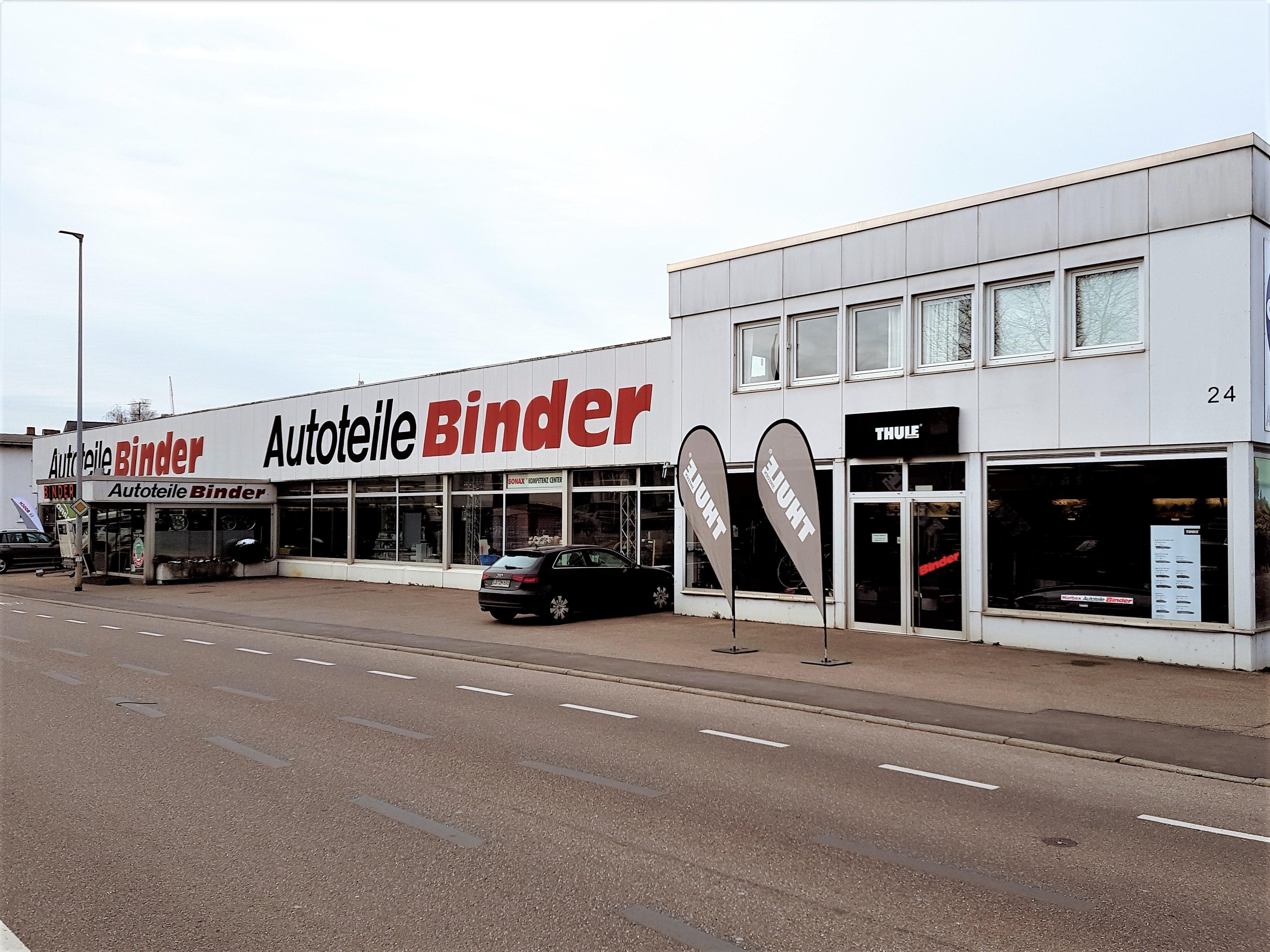 Autoteile Binder GmbH