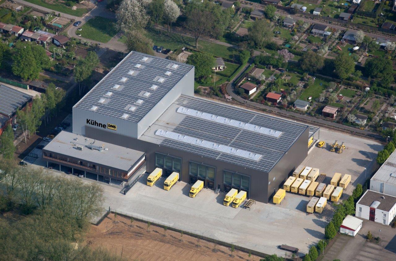 Kühne GmbH DMS Umzug & Logistik