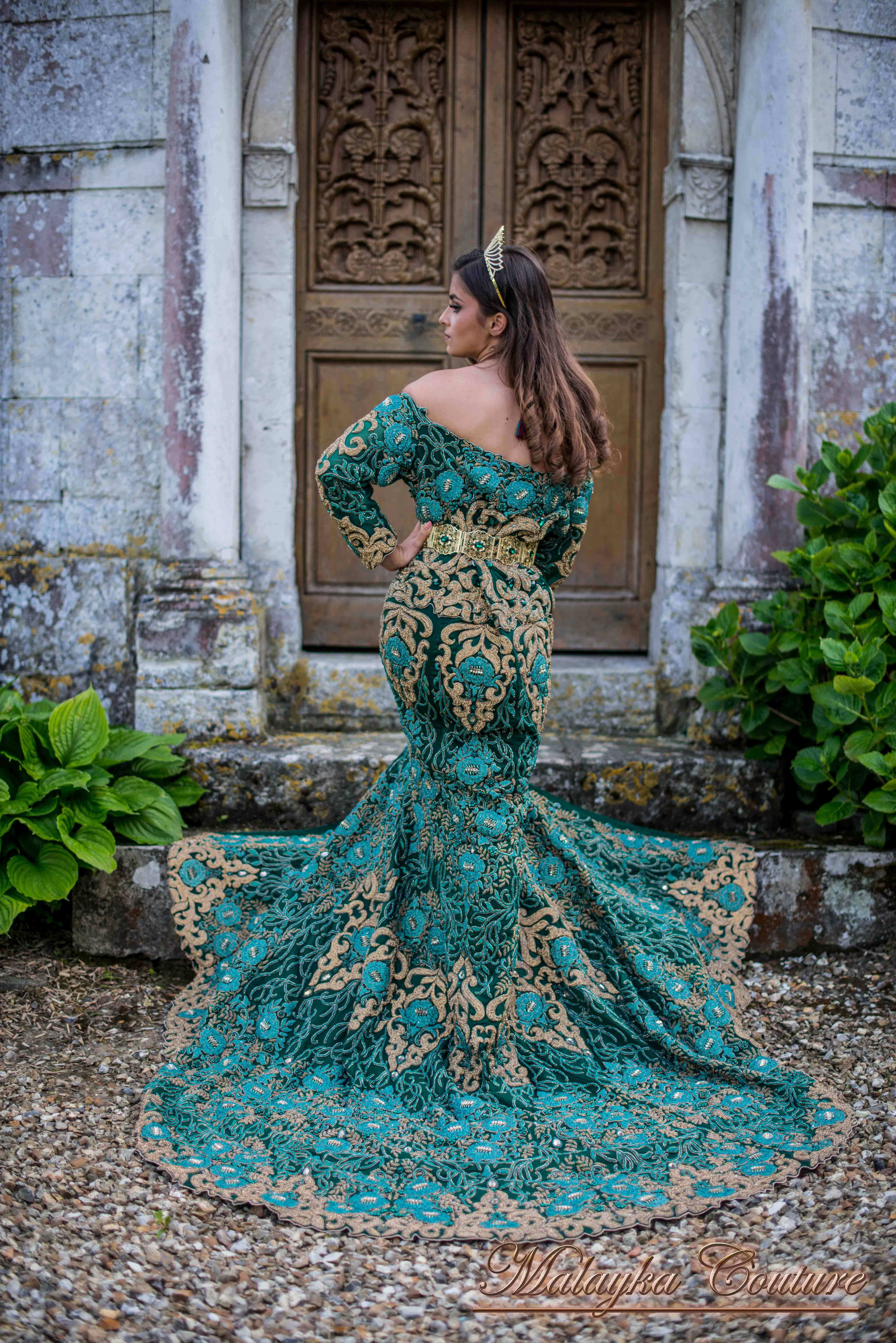 malayka couture