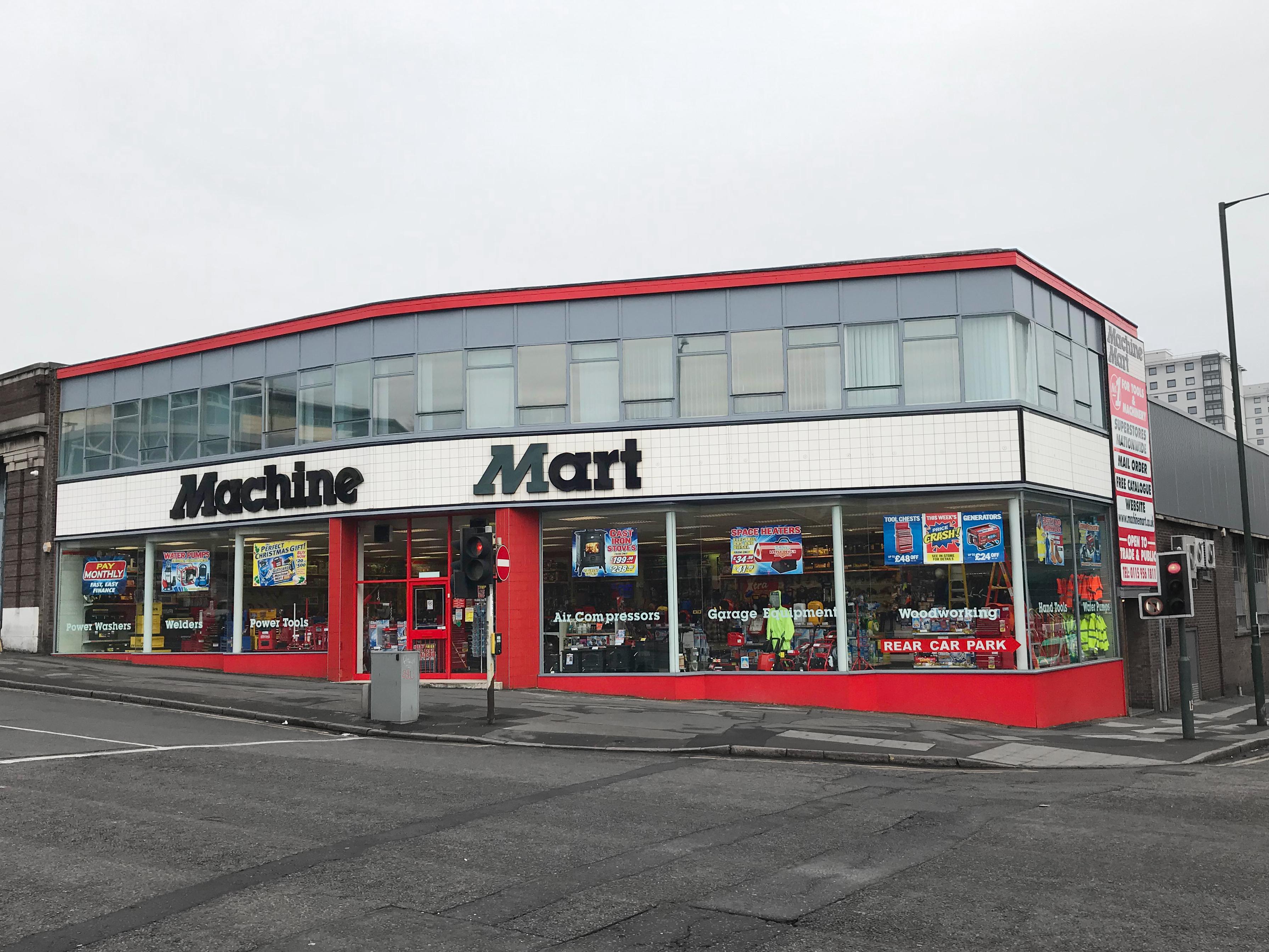 Machine Mart Nottingham