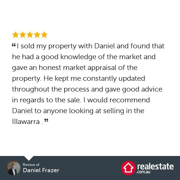 Daniel Frazer - Laurence Morgan Real Estate