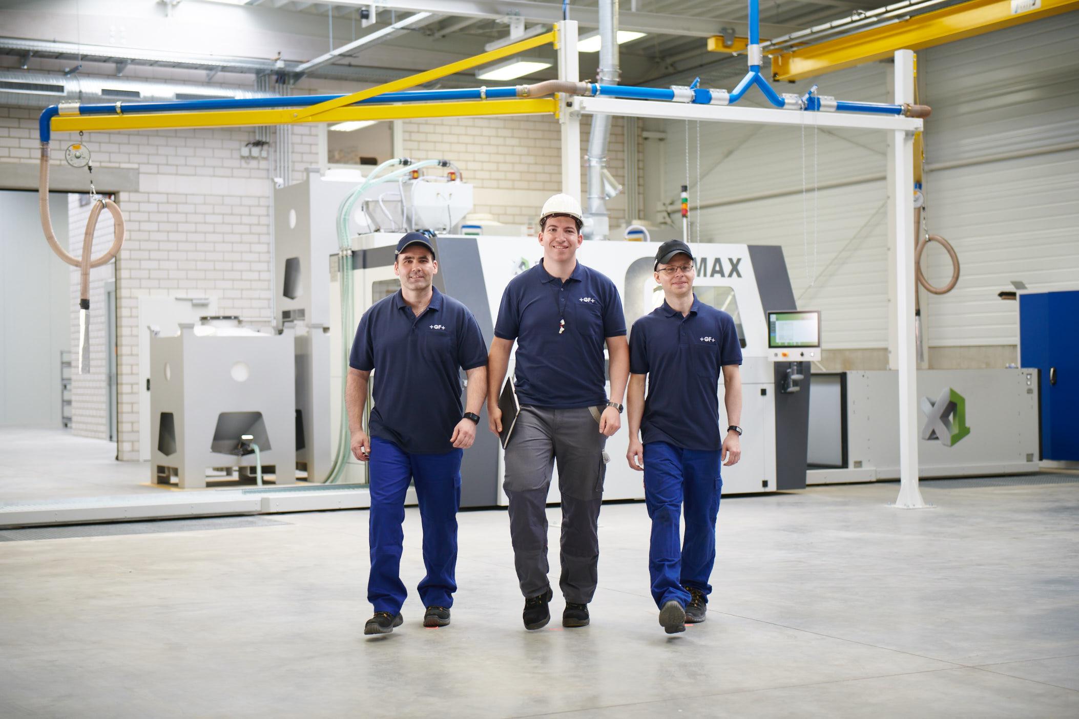 Fotos de GF Casting Solutions Leipzig GmbH