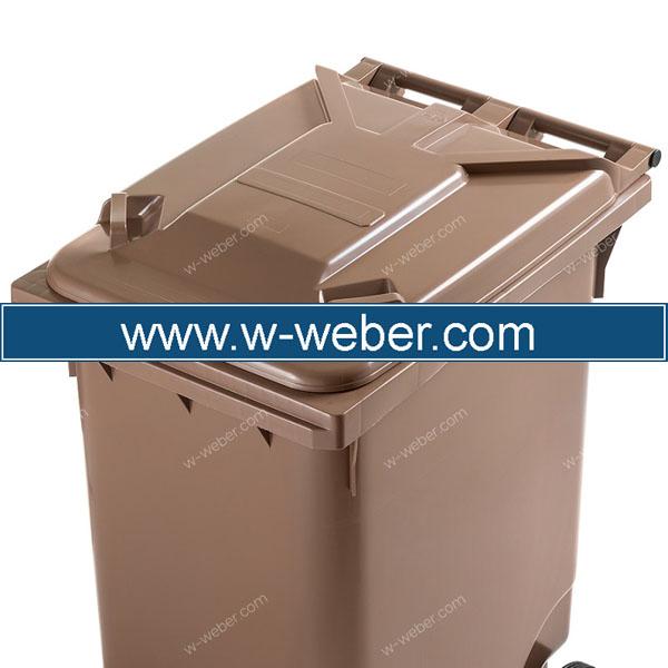 Abfallbehälter & Mülltonnen & Müllcontainer Hersteller Weber GmbH & Co. KG