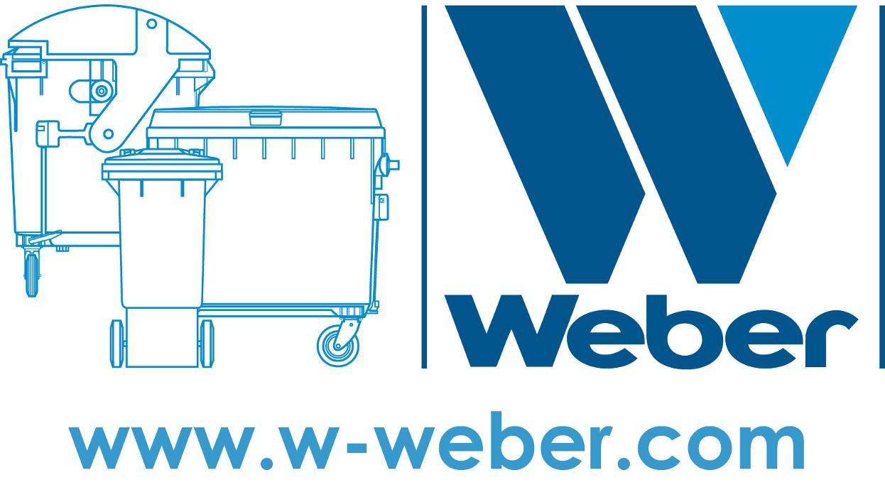 Bild zu Abfallbehälter & Mülltonnen & Müllcontainer Hersteller Weber GmbH & Co. KG in Haan im Rheinland