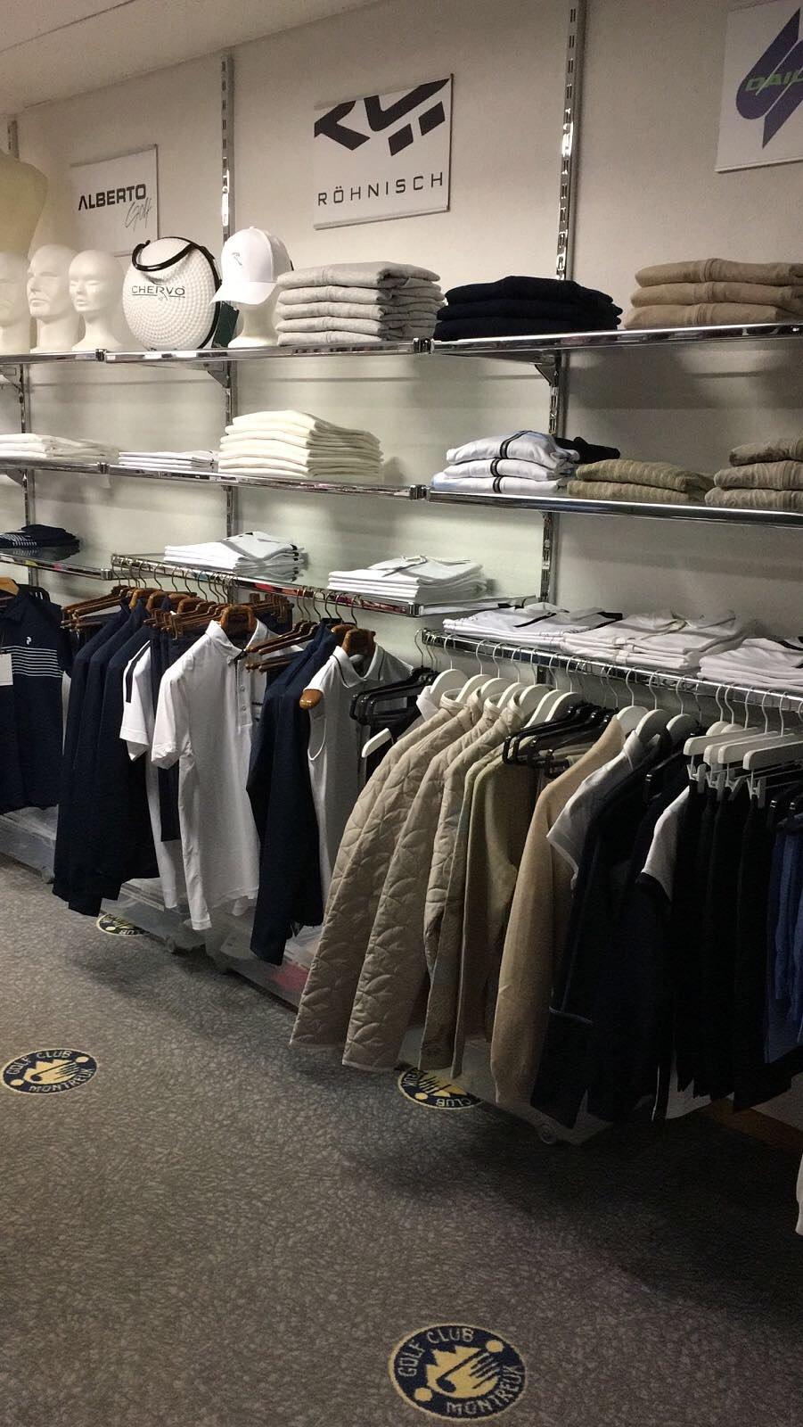 Pro Shop Jacky Bagnoud