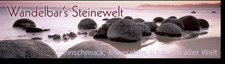Bild zu Wandelbar´s Steinewelt in Geisenhausen
