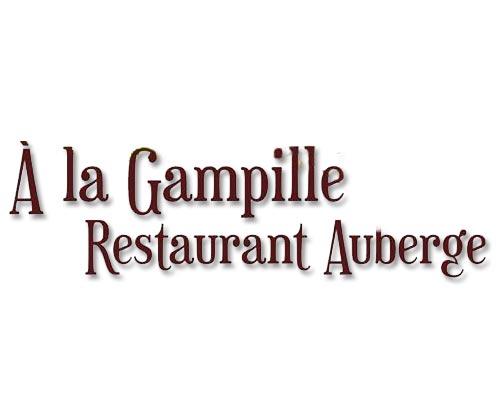 A LA GAMPILLE Restaurant français