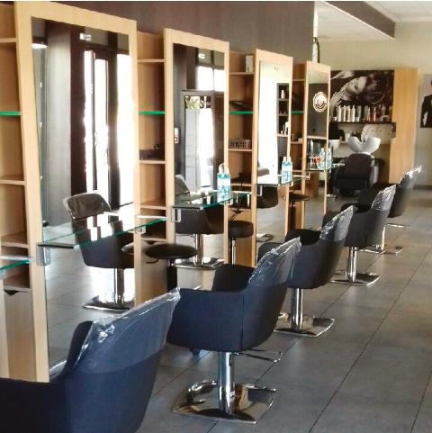Salon de coiffure - SASHA CURLS