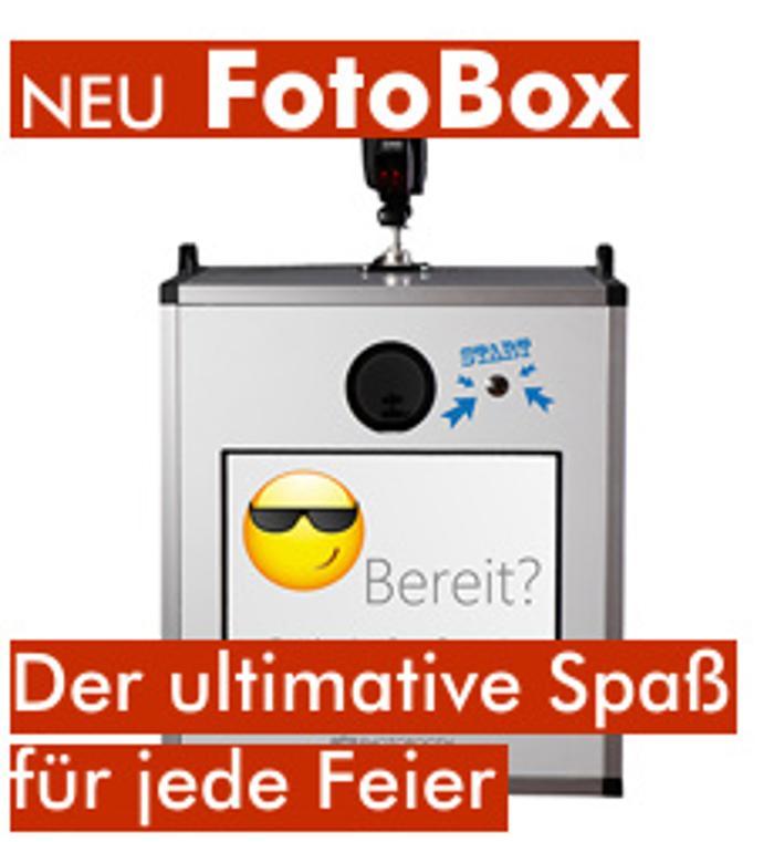Bild zu Der Fotoautomat Sachsen die Fotobox in Kemnitz Stadt Bernstadt auf dem Eigen