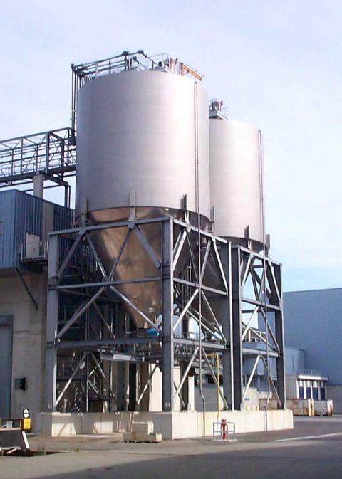 Foto de Bissinger Behälter- und Stahlbau GmbH Zaberfeld