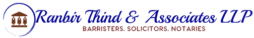 Ranbir Thind & Associates LLP