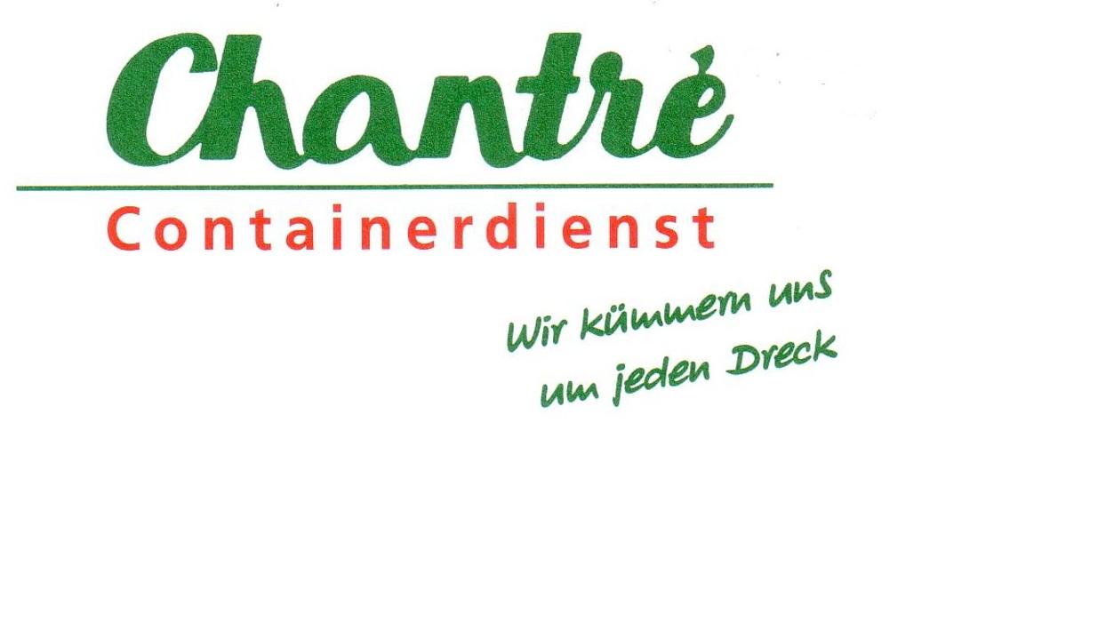 Bild zu Chantre Containerdienst in Frankfurt am Main