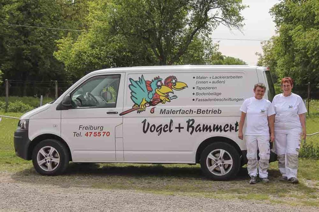 Vogel + Bammert Malerfachbetrieb GbR, Sulzburger Straße in Freiburg