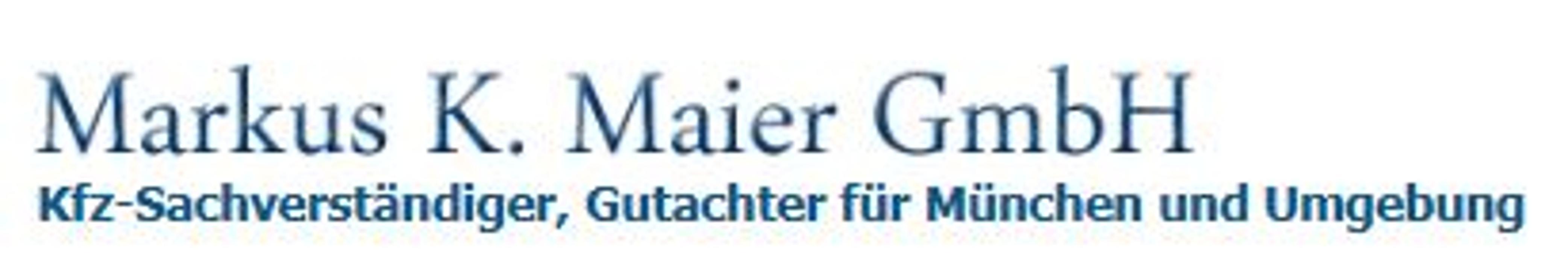 Bild zu KFZ Sachverständigenbüro Markus K. Maier GmbH in München