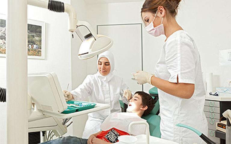 Dr. med. dent. Dilek Ekinci