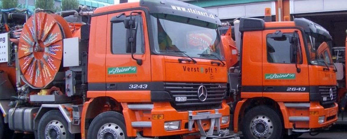 Gebrüder Steiner AG Transporte