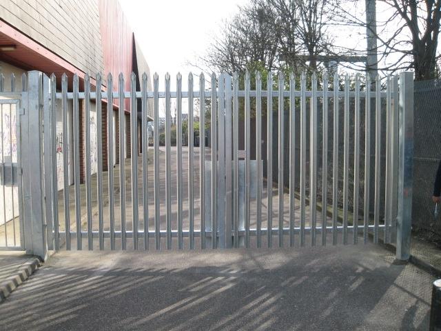 C & W Fencing Ltd