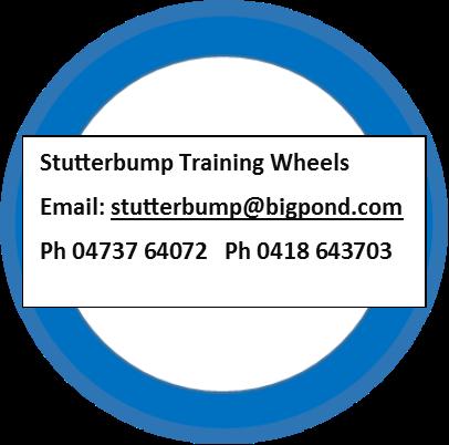 Stutterbump Training Wheels