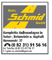 Gebrüder Schmid GmbH