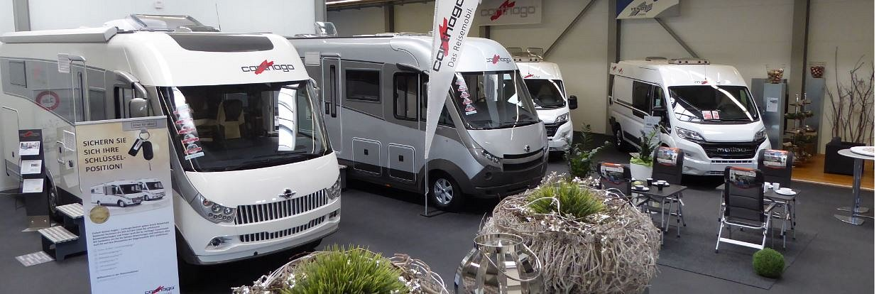 Camping & Caravan Center AG