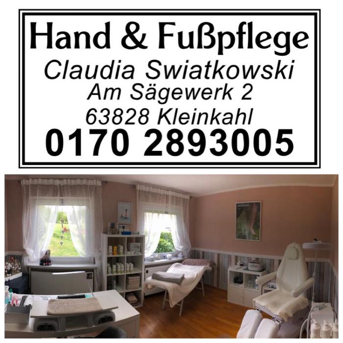 Bild zu Hand- & Fußpflege Claudia Swiatkowski in Kleinkahl