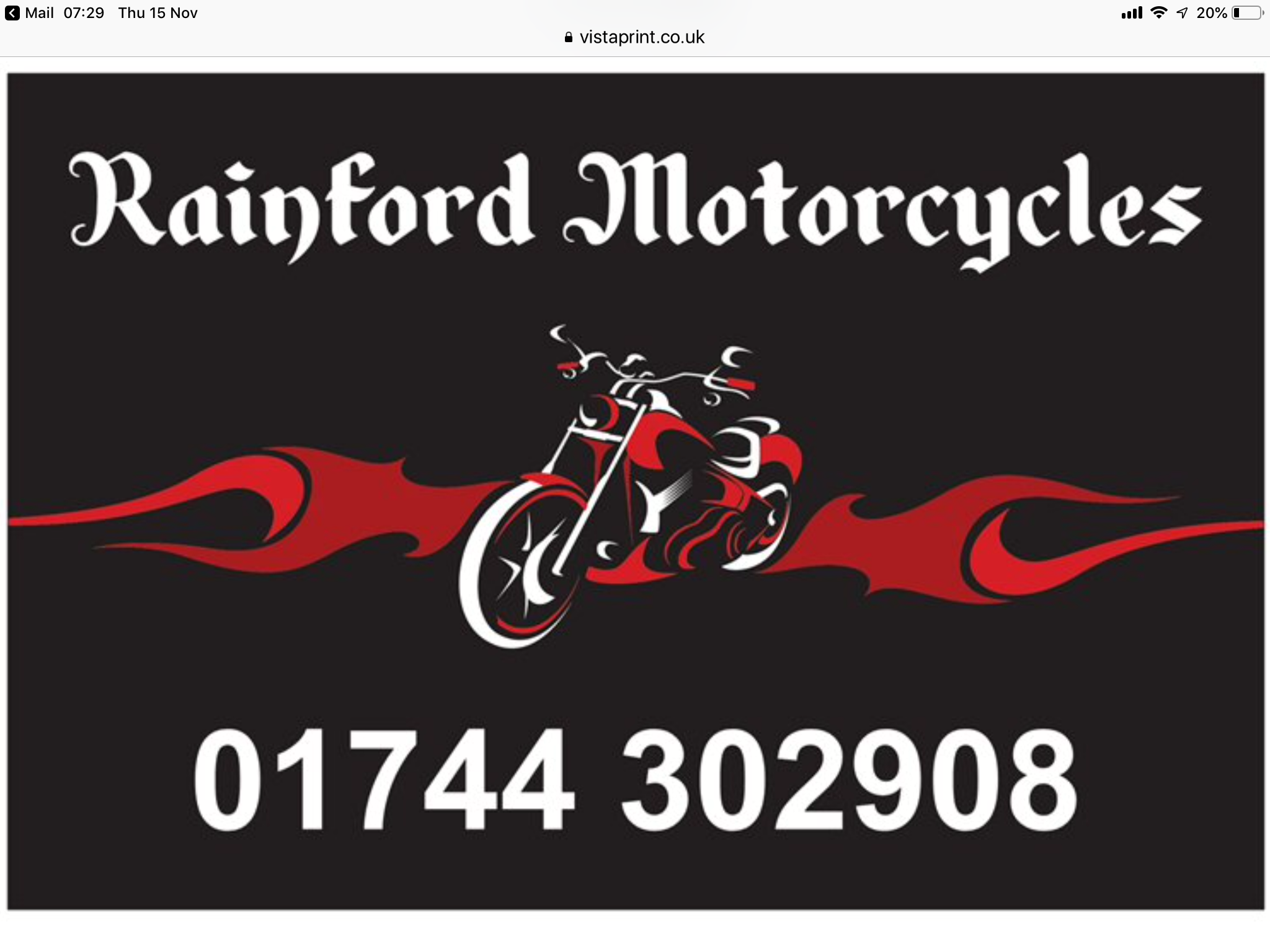 Rainford Motorcycles