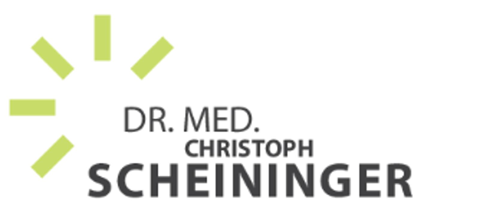 Logo von Praxis Dr. med. Christoph Scheininger