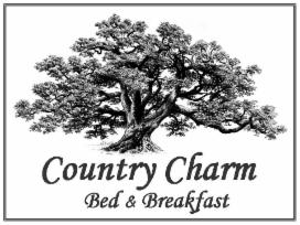 Country Charm Bed and Breakfast