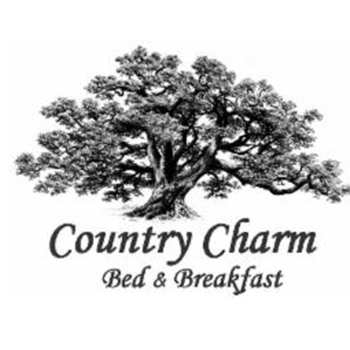 Country Charm Bed and Breakfast Logo