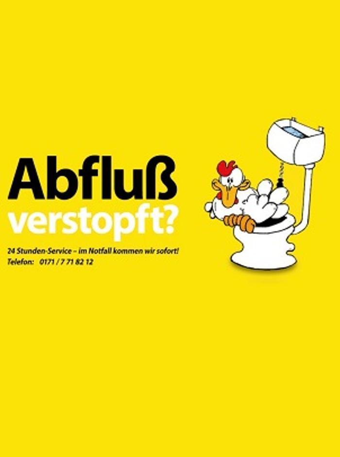Bild zu Henne's Abflussdienst GbR in Leipzig