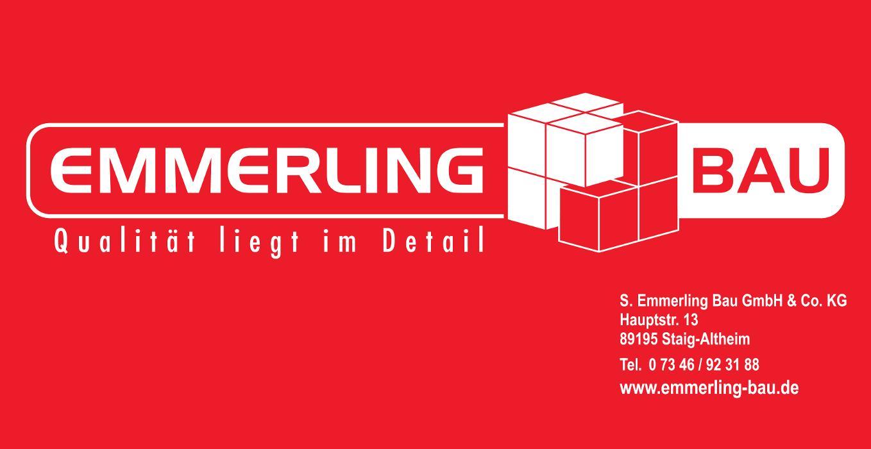 Bild zu Emmerling S. Bau GmbH & Co. KG in Staig
