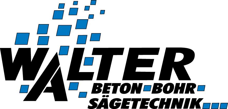 Walter Beton Bohr Sägetechnik Baugeschäft