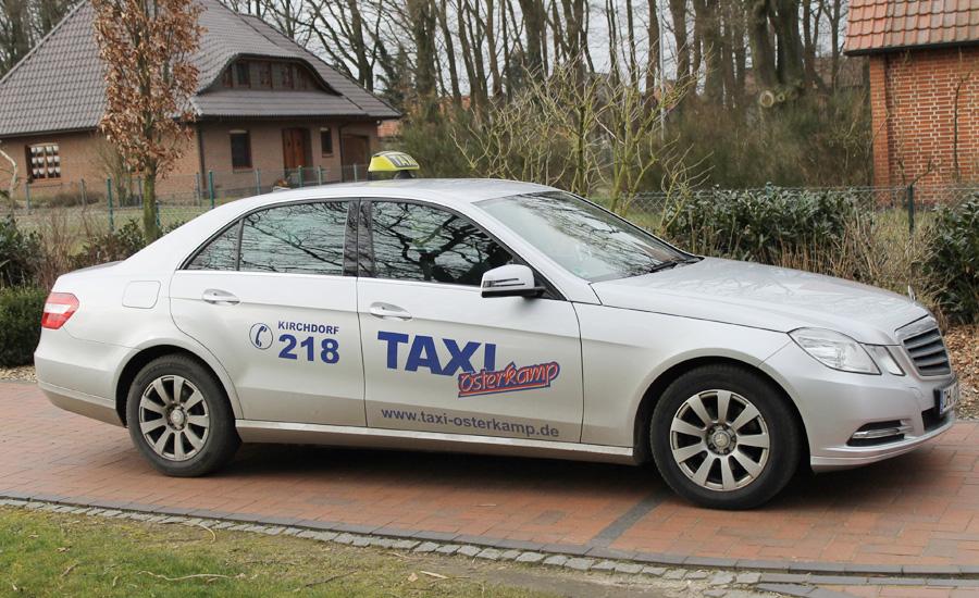 Taxi Osterkamp e.K. Karin Osterkamp