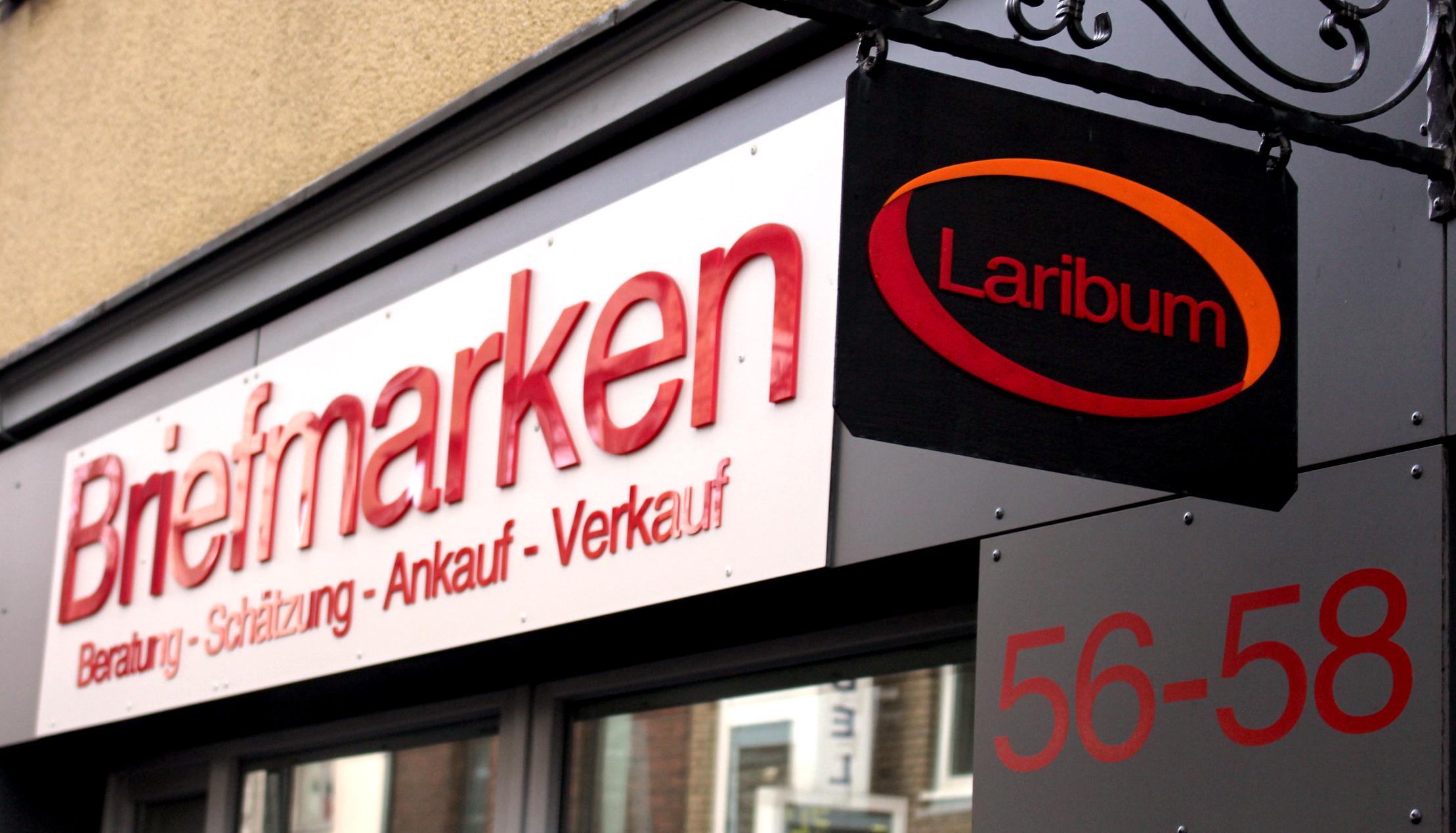 Briefmarkenhandel Laribum Leusch und Schulz GbR